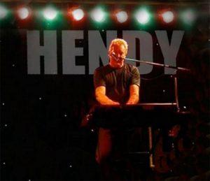 Steve Hendy
